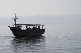 Boat Ride on Sea of Galilee / Jesus Boat + Kibbutz Tour / Golan Heights Caesarea Phillipi / Tel Dan / Korazin / Mt of Beatitudes / Capernaum / Tabgha / Yardenit Baptism /  Tiberias
