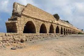Caesarea / Carmel / Megiddo (Armageddon) / Nazareth / Tiberias