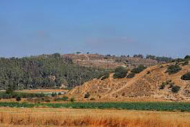 Elah Valley (David and Goliath) / Bersheva (Wells of Abraham) / Negev Desert/  Sde Boker / Wilderness of Zin / Avdat / Jerusalem