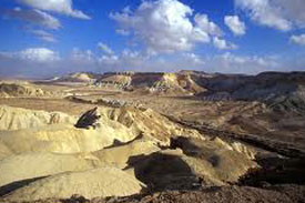 Elah Valley (David and Goliath) / Bersheva (Wells of Abraham) / Air Force Museum / Negev Desert/ Sde Boker / Wilderness of Zin / Avdat / Mitzpe Ramon / Jerusalem