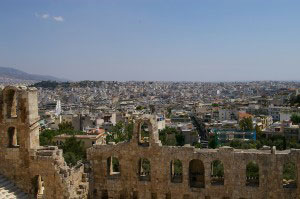 Steps of Paul, Cruise and Tour: Athens