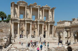 Steps of Paul, Cruise and Tour: Ephesus and Patmos