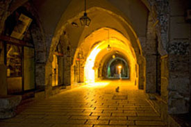 Hills of Jerusalem / City of David / House of Caiaphas / Mt Zion / Upper Room / Yad V'shem / Rabbi's Tunnel / Bethlehem / Jerusalem
