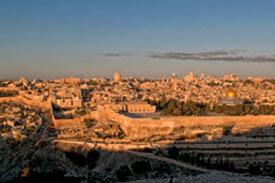 Old City of Jerusalem / Pool of Bethesda / Praetorium / Fortres of Antonia / View of Temple Mount / Western Wall / Via Dolorosa / Jaffa Gate