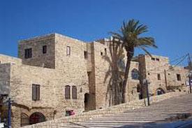 Jaffa / Caesarea / Carmel / Megiddo (Armageddon) / Nazareth / Tiberias