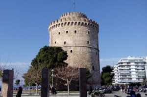 Steps of Paul, Cruise and Tour: Thessalonica